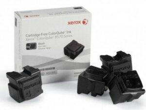 Xerox CQ 8570 Ink Stick Black 4 db (Eredeti)
