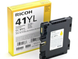 Ricoh SG2100 gél Yellow GC-41Y/405768