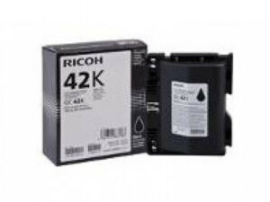 Ricoh SGK3100 gél Black GC42KH (Eredeti)
