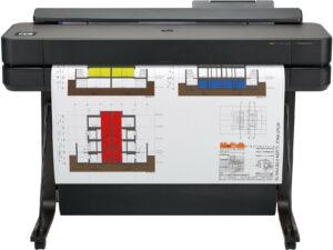 HP DesignJet T650 36 nyomtató