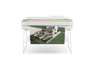 HP DesignJet Studio 36 nyomtató