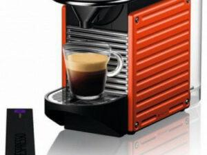 Nespresso-Krups XN304510 kávéfőző, narancssárga