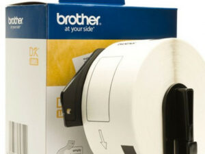 Brother DK11208 etikett (Eredeti)