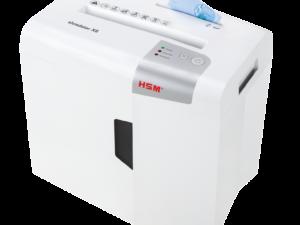 HSM shredstar X8 4,5x30 iratmegsemmisítő