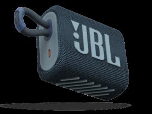 JBL Go 3 bluetooth hangszóró, vízhatlan (kék)