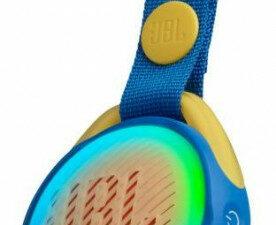 JBL JR POP Bluetooth hangszóró (kék)