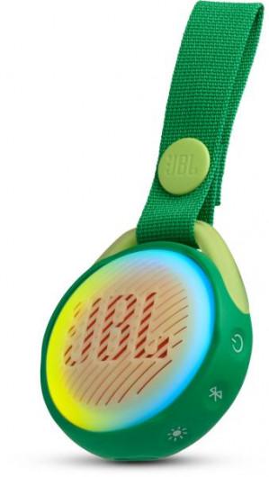 JBL JR POP Bluetooth hangszóró (zöld)