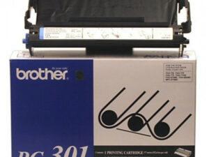 Brother PC301 fólia töltet + kazetta (Eredeti)