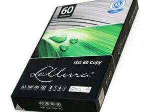 A/4 Lettura Copy 80g. újrahasznosított másolópapír ISO 60-as fehérségű