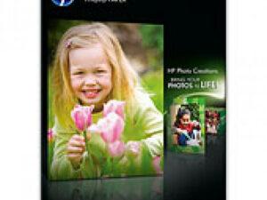 HP A/4 Fényes Fotópapír 100lap 200g (Eredeti)