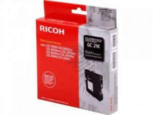 Ricoh GX3000/5050 ink Black GC21K (Eredeti)
