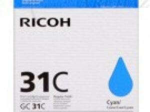 Ricoh GX3300/3350 ink Cyan GC31C (Eredeti)