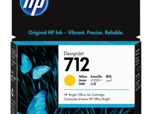 HP 3ED69A Patron Yellow 29ml No.712 (Eredeti)