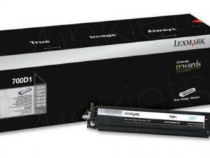 Lexmark CS/CX/31x/41x/51x Developer Unit Black(Eredeti) 70C0D10