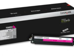 Lexmark CS/CX/31x/41x/51x Developer Unit Magenta (Eredeti) 70C0D30