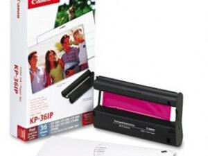 P Canon 10x15 KP36IP papír+festék(CP200)