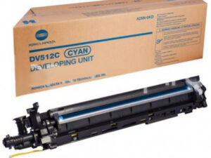 Minolta DV512C Developer Unit Cyan (Eredeti)