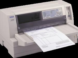 Epson LQ680 Pro mátrix Nyomtató
