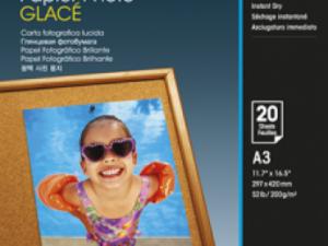 Epson A/3 Fényes Fotópapír 20Lap 200g (Eredeti)