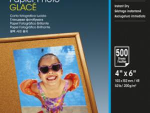 Epson 10x15 Fényes Fotópapír 500Lap 200g (Eredeti)