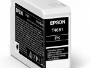 Epson T46S1 Patron Photo Black 25ml (Eredeti)