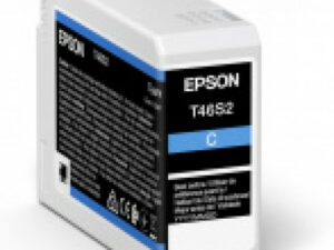 Epson T46S2 Patron Cyan 25ml (Eredeti)