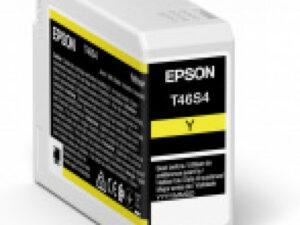 Epson T46S4 Patron Yellow 25ml (Eredeti)