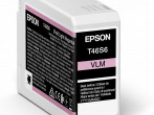 Epson T46S6 Patron Vivid Light Magenta 25ml (Eredeti)