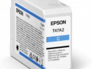 Epson T47A2 Patron Cyan 50 ml (Eredeti)