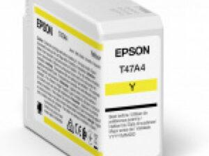 Epson T47A4 Patron Yellow 50 ml (Eredeti)
