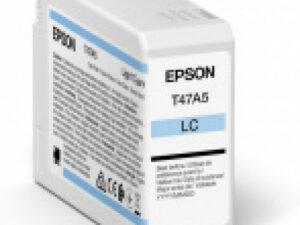 Epson T47A5 Patron Light Cyan 50 ml (Eredeti)