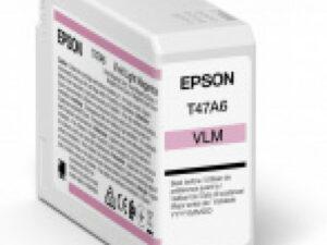 Epson T47A6 Patron Vivid Light Magenta 50 ml (Eredeti)