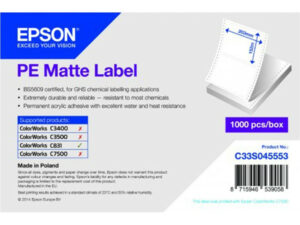 Epson 203mm*152mm, 1000 inkjet címke