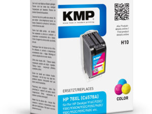 HP C6578A Color KMP No.78 (For Use)