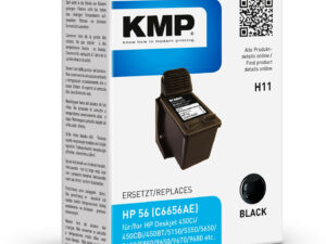 HP C6656A BK KMP No.56 (For Use)