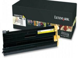 Lexmark C925/X925 Drum Yellow 30K (Eredeti) C925X75G