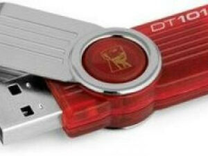 Pen Drive 8GB Kingston DT101 RED