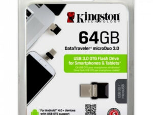 PenDrive 64 GB MicroDuo+USB