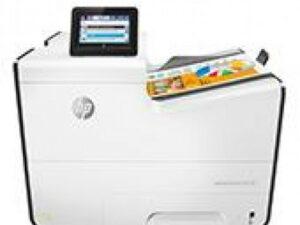 HP PageWide 556dn nyomtató