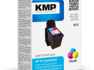 HP C6657A Color No.57 KMP (For Use)