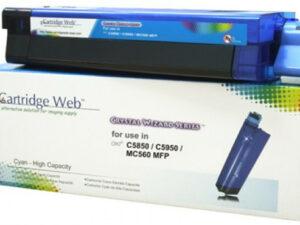OKI C5850/C5950 Cartridge Cyan 6K (New Build) CartridgeWeb