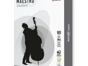 A/4 Maestro Standard+ 80g. másolópapír