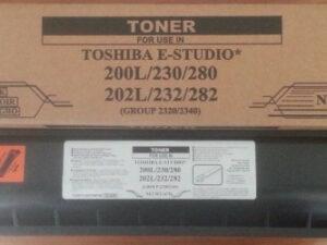 TOSHIBA ESTUDIO232/282 Toner T2340 JP (For use)