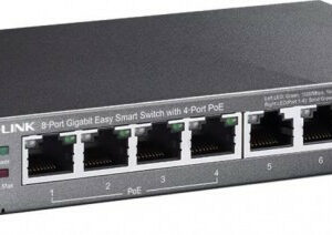 TP-LINK TL-SG108PE Easy Smart Switch