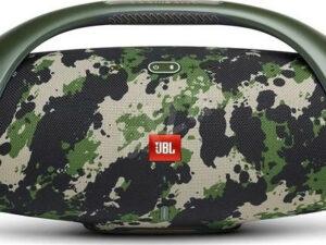 JBL Boombox 2 bluetooth hangszóró, vízhatlan terepmintás