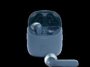 JBL T225 TWS fülhallgató (kék)