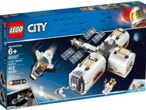 LEGO City 60227 Hold-űrállomás