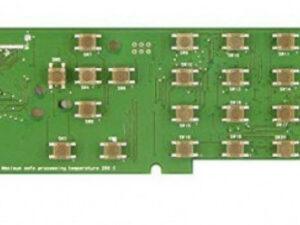 LEX 40X7737 LCD Op. panel card MS710