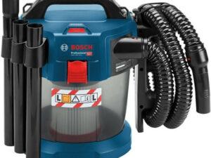 Bosch Gas 18V-10L akkus porszívó akku és töltő nélkül