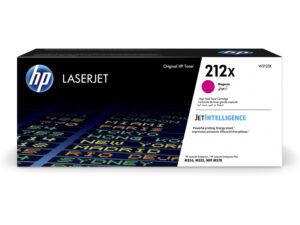 HP W2123X Toner Magenta 10k No.212X (Eredeti)